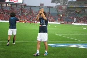 Shunsuke Nakamura, Saitama Stadium, July 17th, 2013