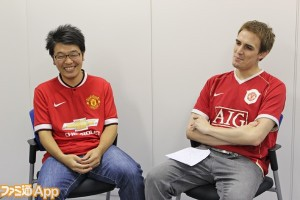 Discussing Paul Scholes with Atsushi Abe